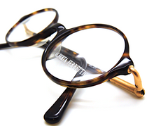 Vintage Round Style Glasses By Alberta Ferretti AF 706 At Eyehuggers