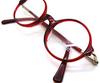 43mm Round Acrylic Designer Eyewear By Alberta Ferretti At www.eyehuggers.co.uk