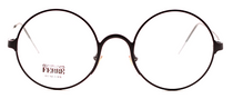 Vintage Oversized True Round Glasses By Gianfranco Ferre At Eyehuggers