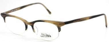 Jean Paul Gaultier 0020 in horn from www.eyehuggers.co.uk