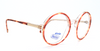Safilo Team 457 Round Acrylic Glasses from eyehuggers Ltd