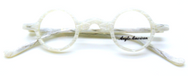 Anglo American Groucho Off White (CWRI) Frame from www.eyehuggers.co.uk