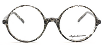 Anglo American 116 In Black & Clear Acetate At Eyehuggers