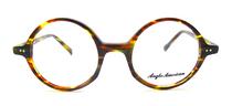 Anglo American 400 Round Vintage Style Eyewear At Eyehuggers