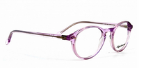 AA 406 TR21 Translucent Purple Acrylic Vintage Style Glasses Frames At www.eyehuggers.co.uk