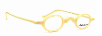 Vintage Style Small Oval Acrylic Glasses By Anglo American At www.eyehuggers.co.uk