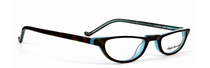 Vintage Style Half Moon Reading Glasses By Anglo American At www.eyehuggers.co.uk