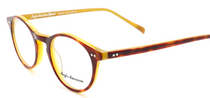 AA 406 LNHI Two Tone Acrylic Glasses By Anglo American At www.eyehuggers.co.uk