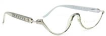 Vintage Designer Christian Dior Half Moon Acrylic Eyewear At Eyehuggers