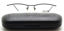Moschino 3170 Half Rim Frame from www.eyehuggers.co.uk
