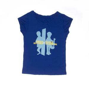 Blue Difford & Tilbrook T-shirt