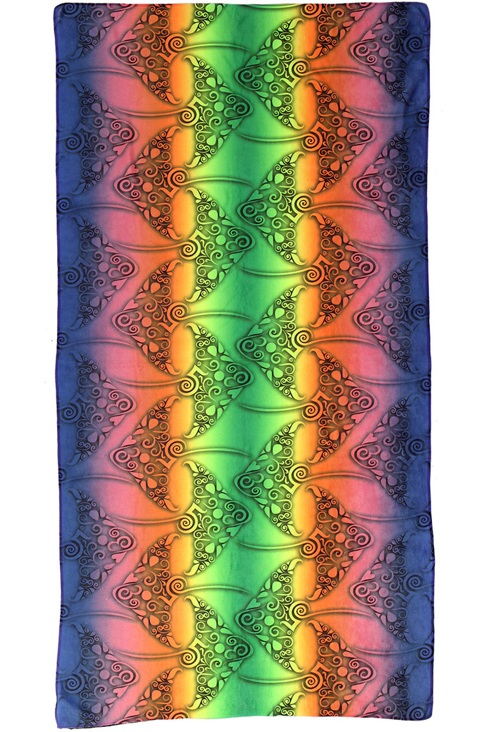 Large Microfibre Beach Towel