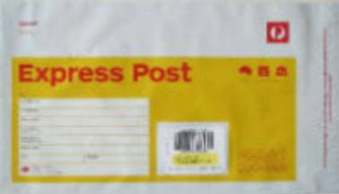 Australian Prepaid Postage
