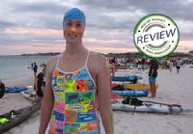Marathon swim for our Rowena Burch