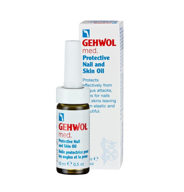 Gehwol Med Protective Nail and Skin Oil 15ml