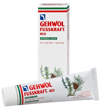 Gehwol Fusskraft Red Light for Normal Skin