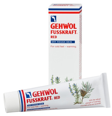 Gehwol Fusskraft Red Rich for Dry Skin