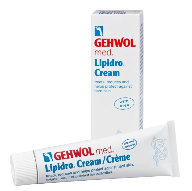 gehwol lipidro foot cream