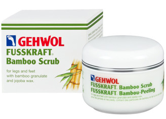 Gehwol Fusskraft Bamboo Peeling Scrub