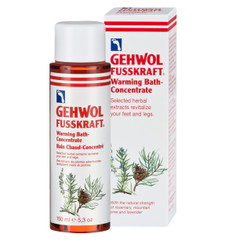 Gehwol Fusskraft Warming Bath Concentrate 150ml