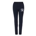 Girlie Tapered Track Pants Navy