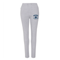 Girlie Tapered Track Pants Grey