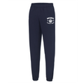 College Cuffed Jog Pants Navy (Mens)
