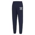 College Cuffed Jog Pants Navy (Mens)
