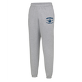 College Cuffed Jog Pants Grey (Mens)
