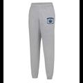 College Cuffed Jog Pants Grey (Mens)