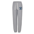 College Cuffed Jog Pants Grey  (Ladies)