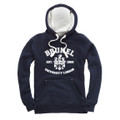 Ultra Premium Hoodie – Washed Dark French Navy