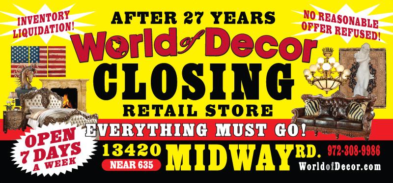 World Of Decor Dallas Shop For Fine Home Furnishings
