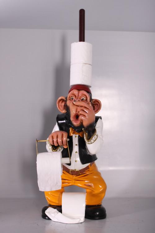 Toilet Monkey