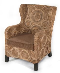 Sahara Chair Circle Weave