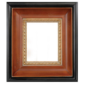 American Woods Frame 08X10 Light and Dark Pine