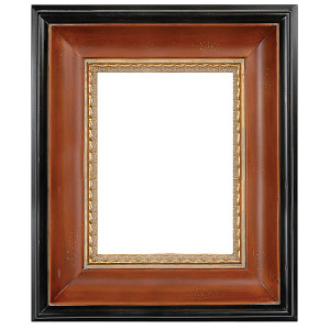American Woods Frame 12X16 Light and Dark Pine