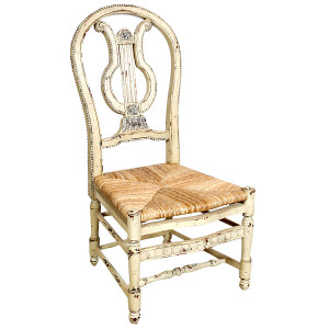 Lyre Side Chair  PM