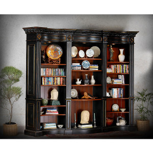 Buckingham Library Bookcase BK (KIT)