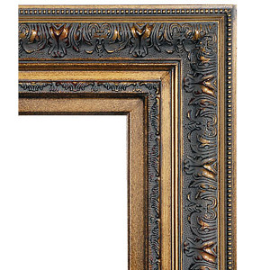 Prestige Frame 30X30 Burnished Gold