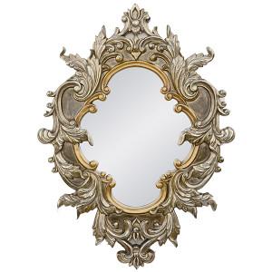 New Rococo Mirror