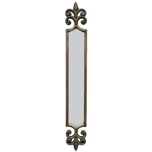 Fleur De Lis Accent Mirror