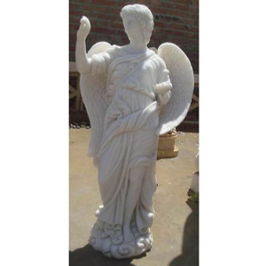 White Marble Angel