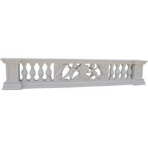 Large Angel Balustrade
