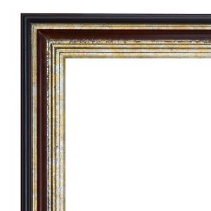 Bardiloni Frame 12X24 Varigated Burgundy