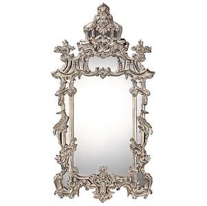 Silver Chinoir Mirror