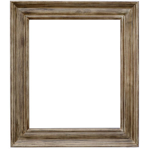 MIsty Woods Frame 20X24 Seasoned Wood Distressed