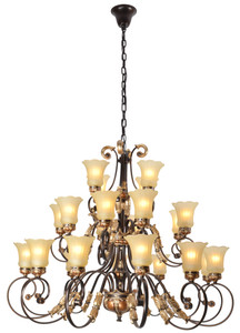 Regallo 24 Light Chandelier
