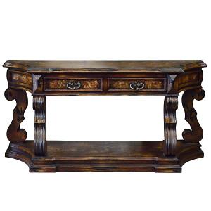Inca Grand Console Table