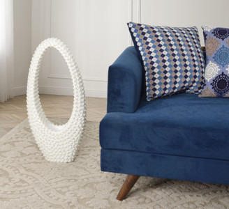 Pearl Oval Vase
